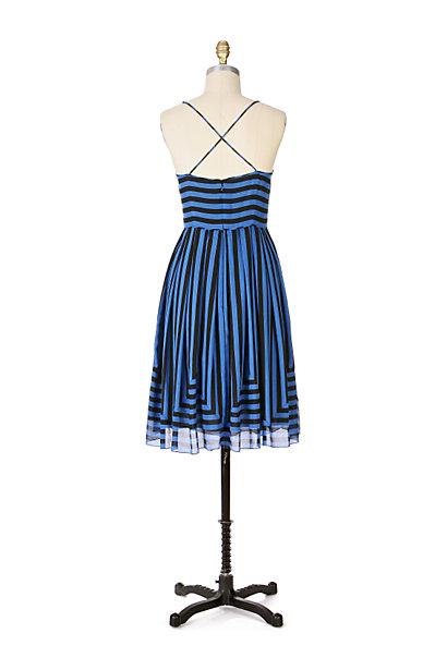 Anthropologie Grand Prix Dress