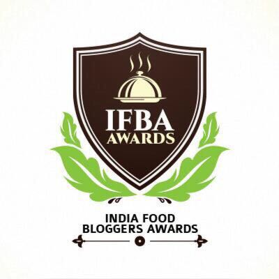 Runner Up in the Best Lifestyle Blog Category at IFBA 2017