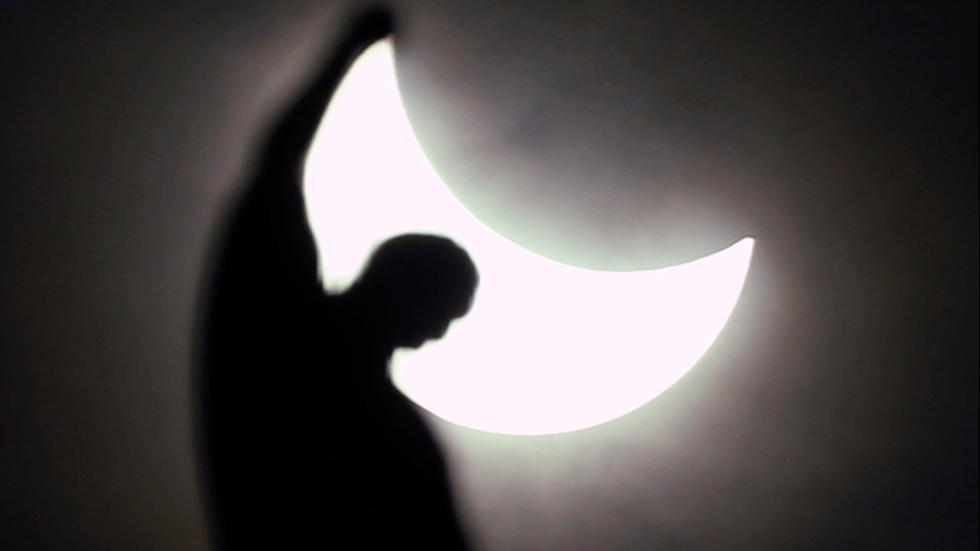Фотографии солнечного затмения 20 марта 2015 года из разных мест Земли