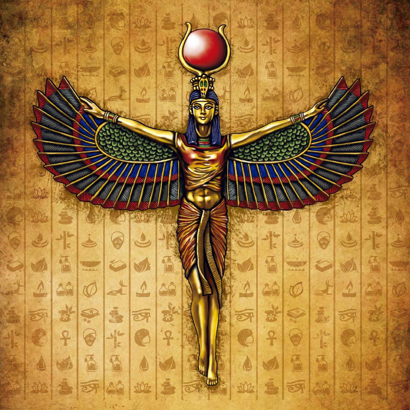 Diosa Del Amor Egipcia