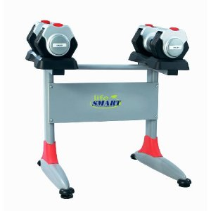 LifeSmart Adjustable Dumbbells