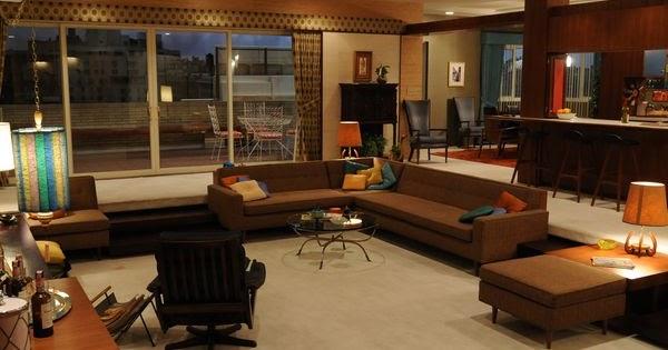 Mad Men: O apartamento de Don Draper