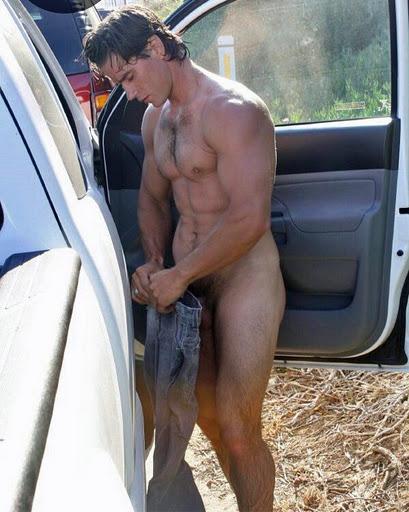 Jake Steel Landon Conrad
