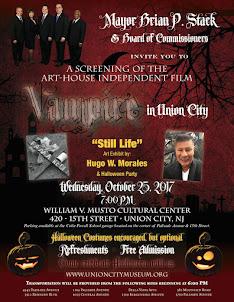 """Vampire in Union City"" Returns"
