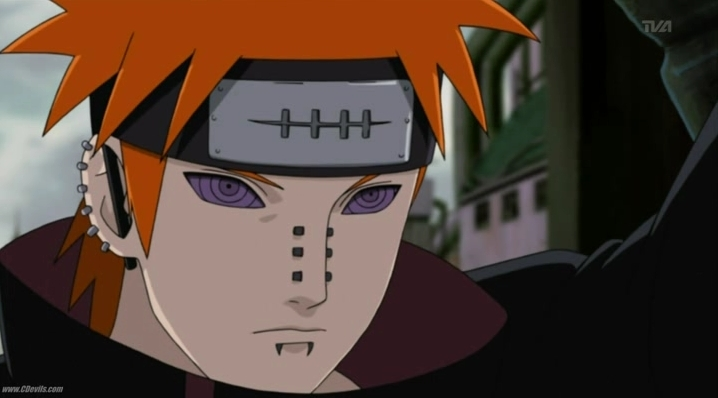Naruto Shippuden Pain Pics. I#39;m starting to make PAIN.