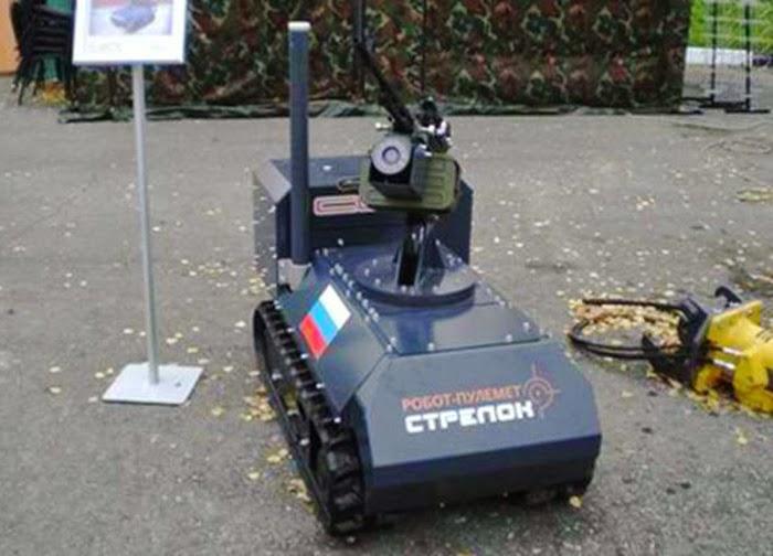 Strelok robot