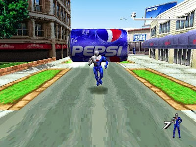 Pepsi Man Full Version Game