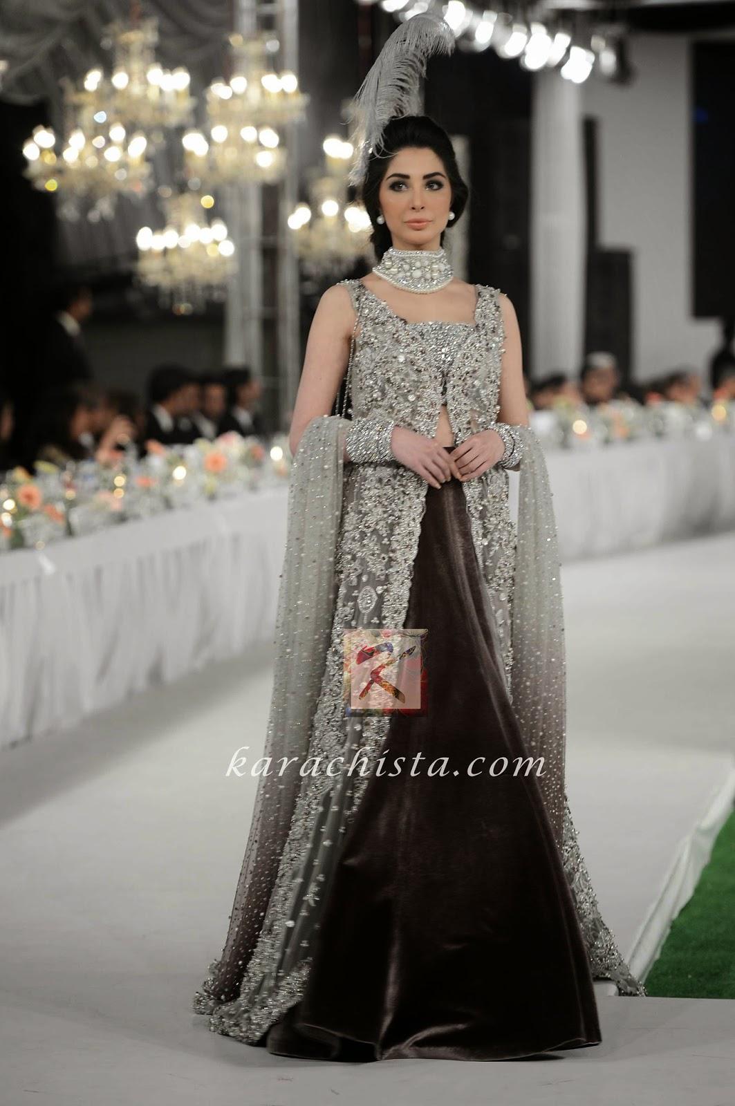 Sabeeka Imam Elan Swarovski crystals ensemble