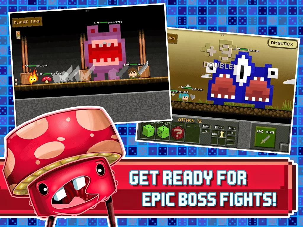Android Tiny Dice Dungeon Apk resimi 3