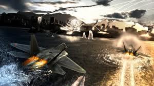 Puanlıı Savaş Uçak Oyunu