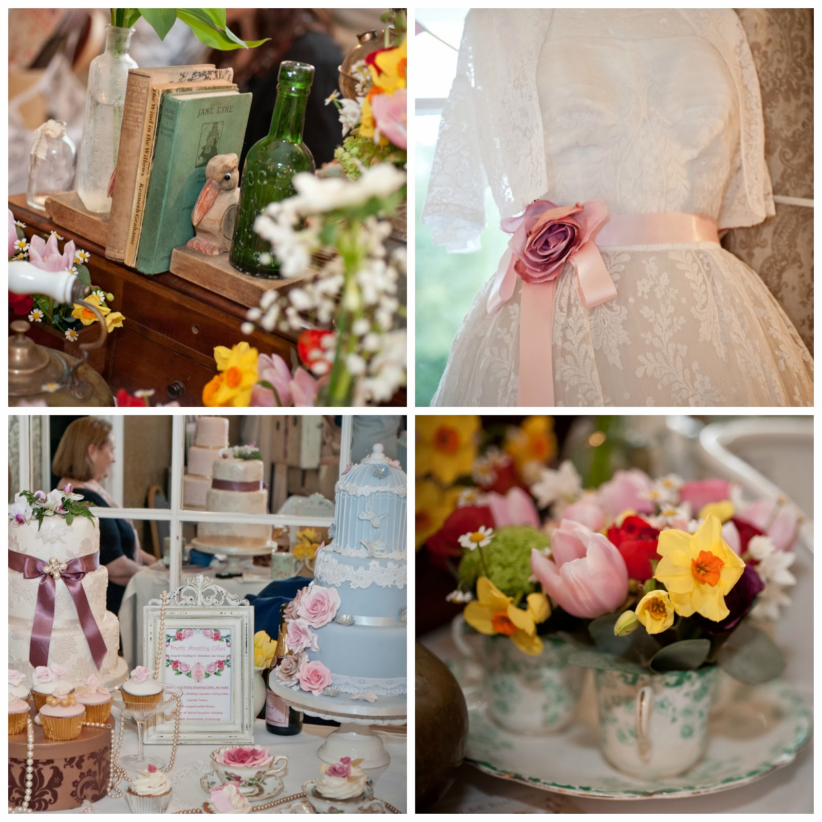 Heavenly Vintage Wedding Blog, Bristol Vintage Wedding Fair 2014