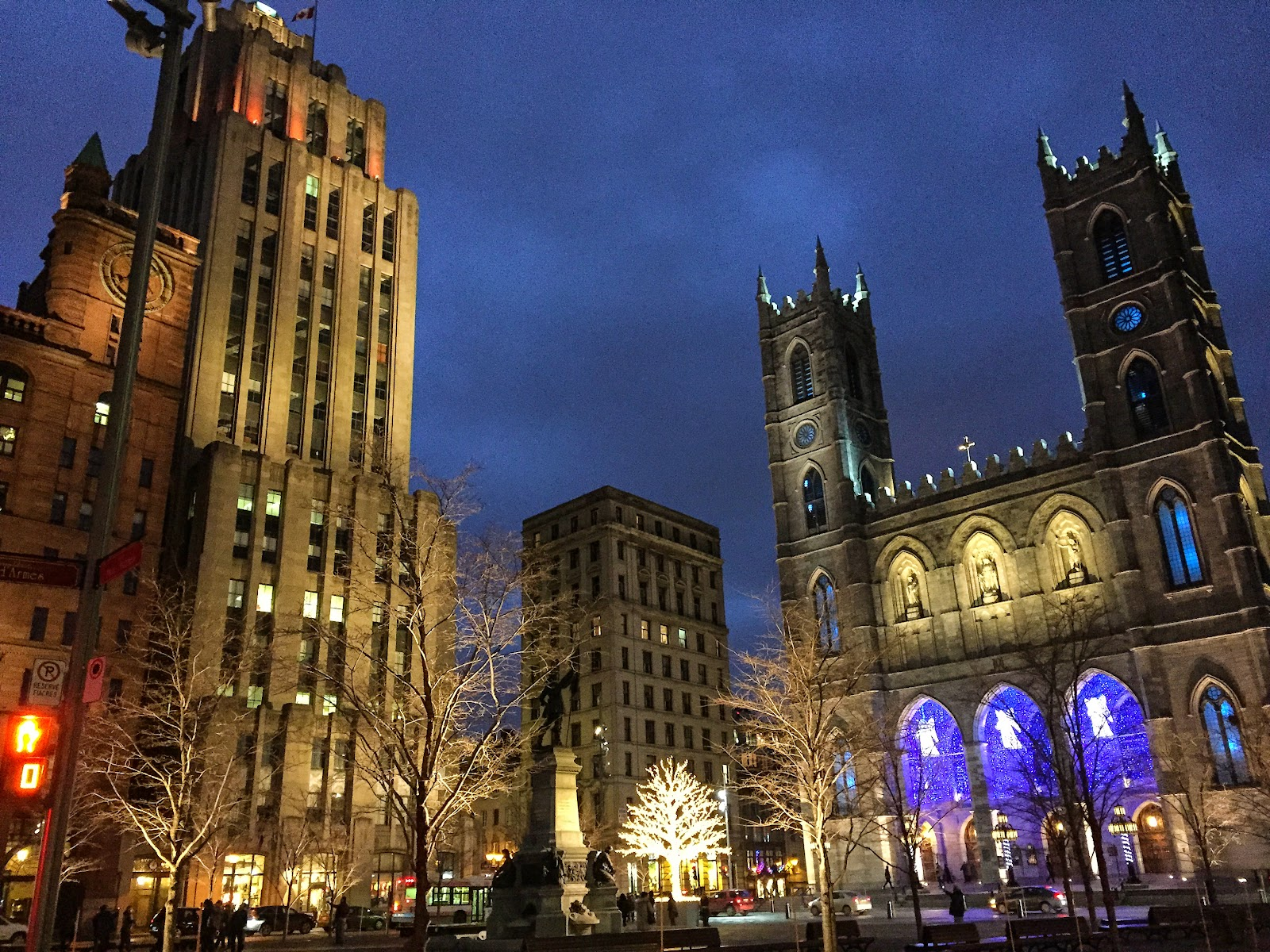 Adventures in Montreal: Christmas Lights Around Montreal