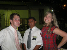 Ninth Companion--Elder Gomes