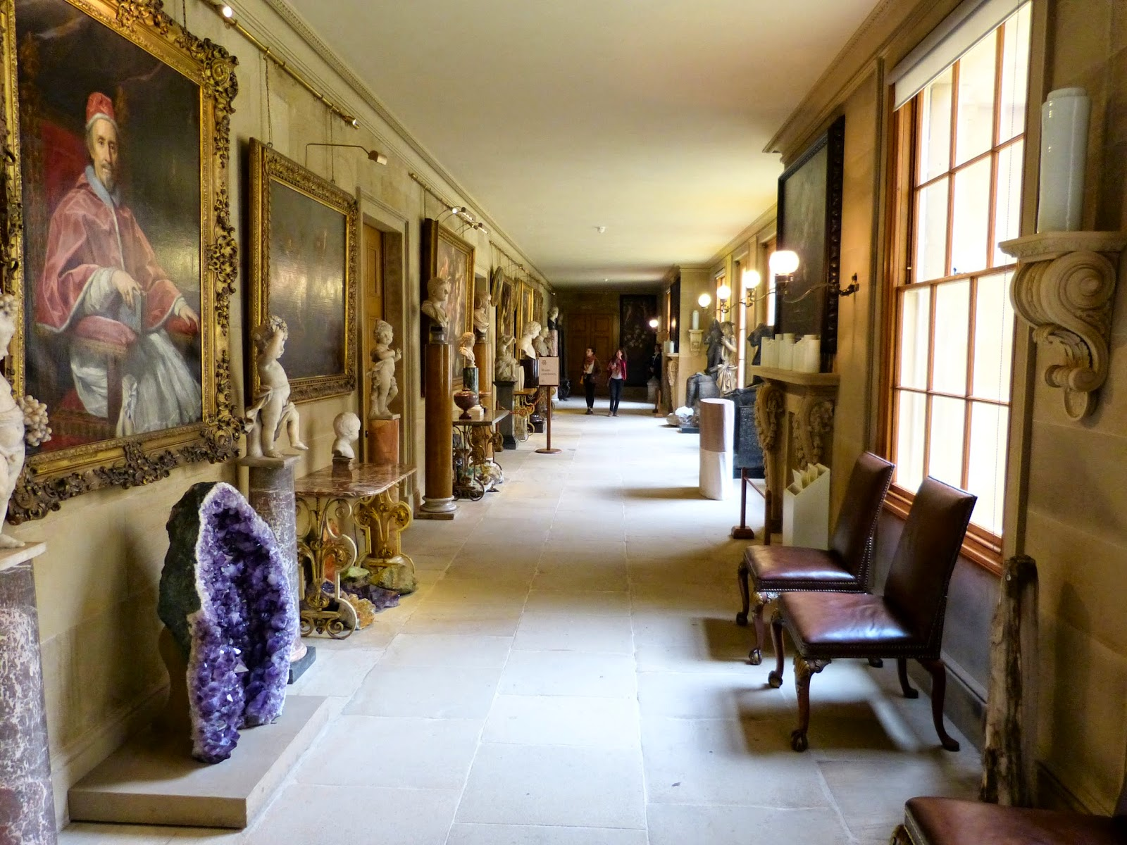 The Chapel Corridor, Chatsworth
