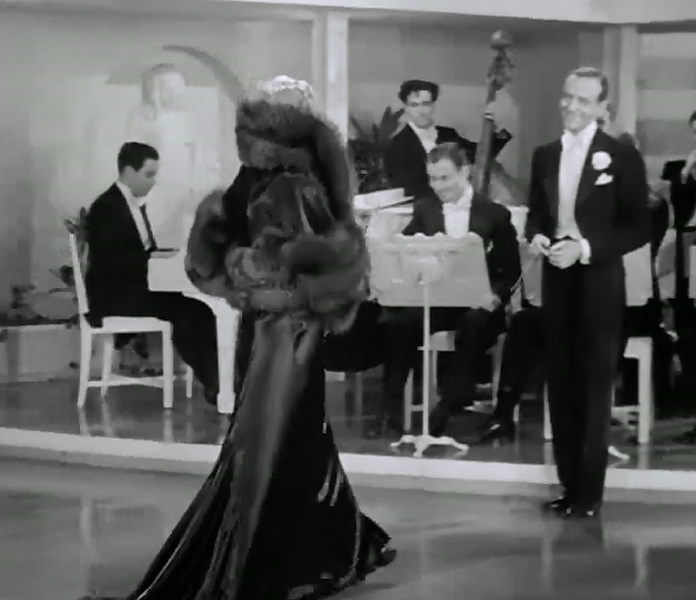 Gingerology: Ginger Rogers Film Review #28 - Roberta