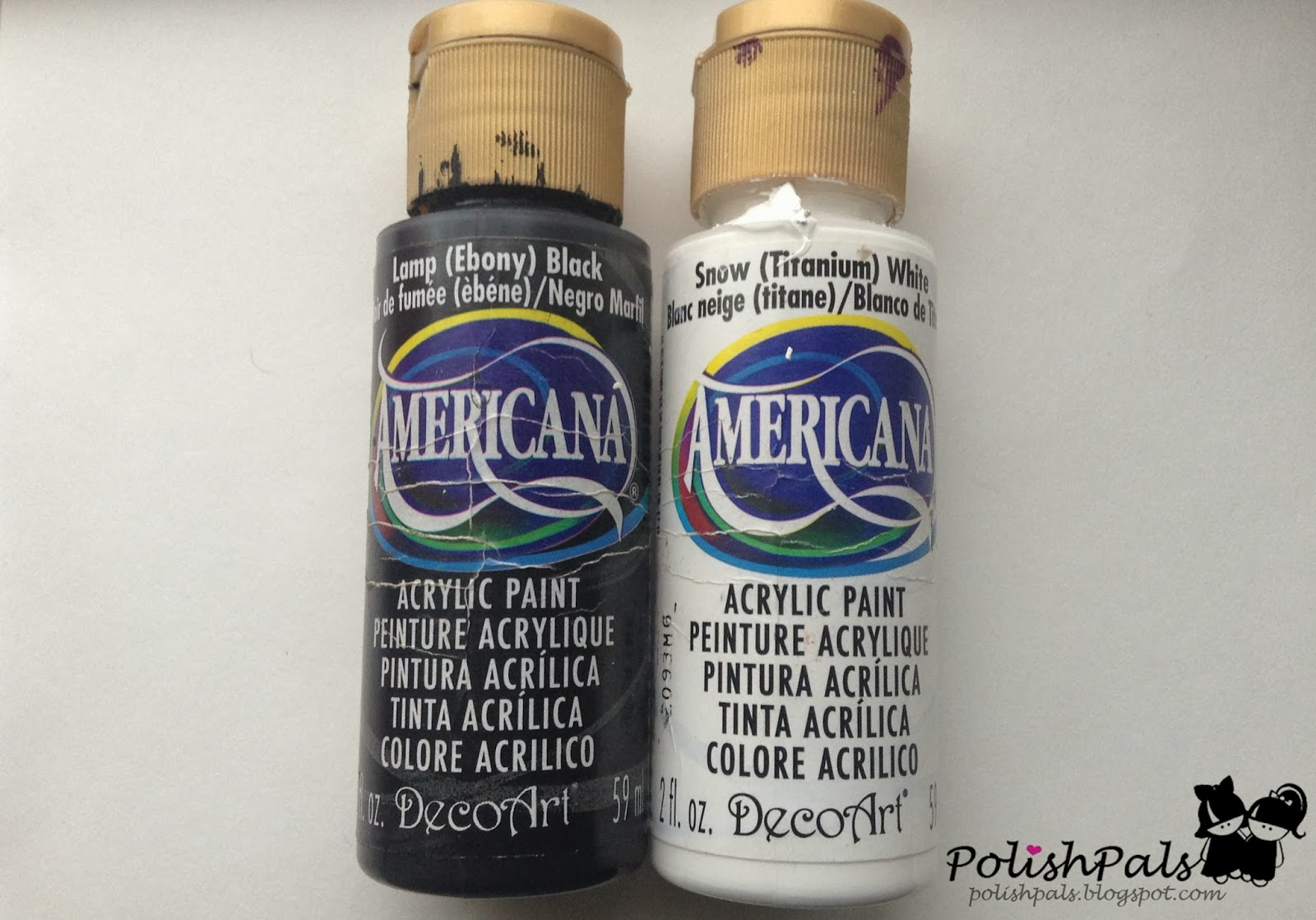 White Acrylic Paint : polish pals faq nail art brushes ~ Frokenaadalensverden.com Haus und Dekorationen