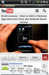 Cara/Langkah Download Video di Youtube Dari Android Beserta Gambar