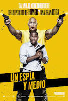 Un Espía y Medio (2016) (Central Intelligence)