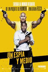 pelicula Un Espía y Medio (2016)