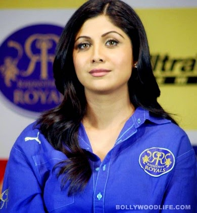 Shilpa Shetty - Rajhistan Royals