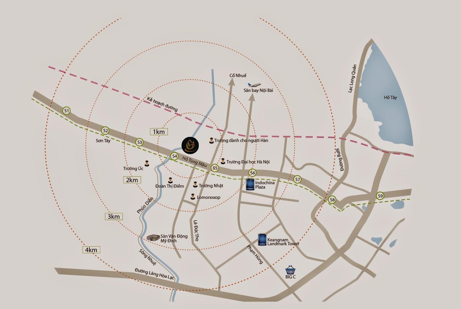 goldmark city 136 hồ tùng mậu