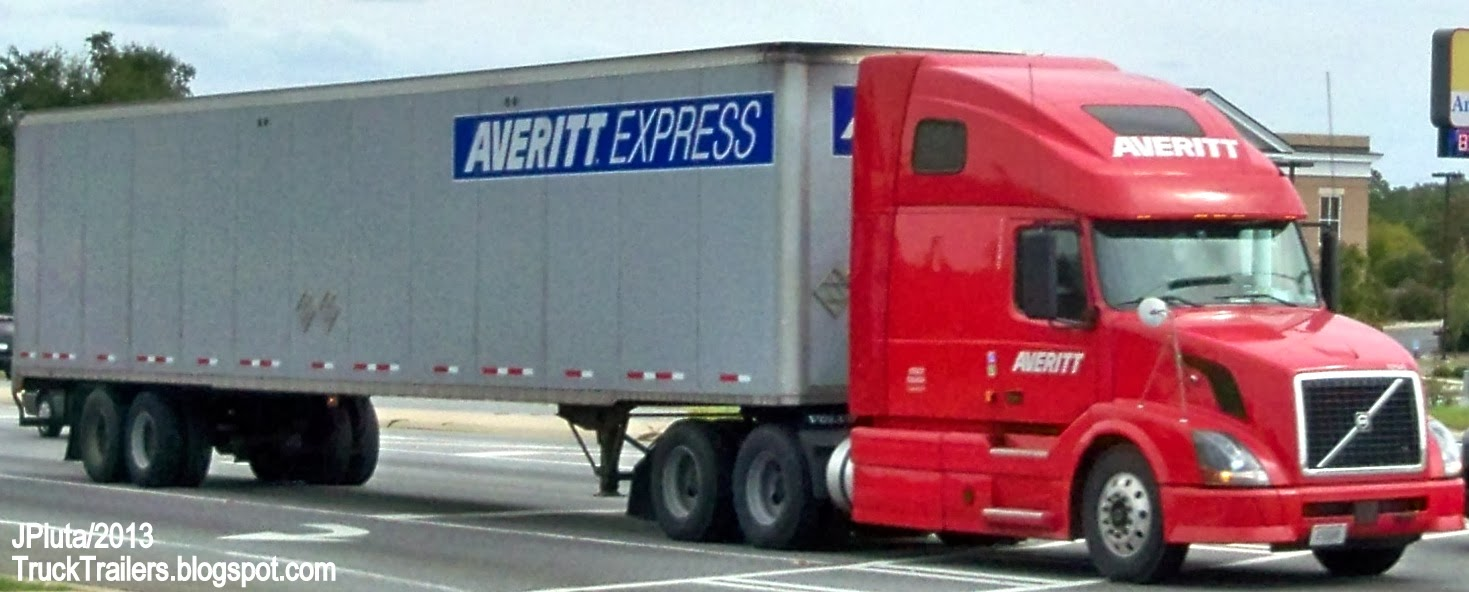 express trucks Averitt