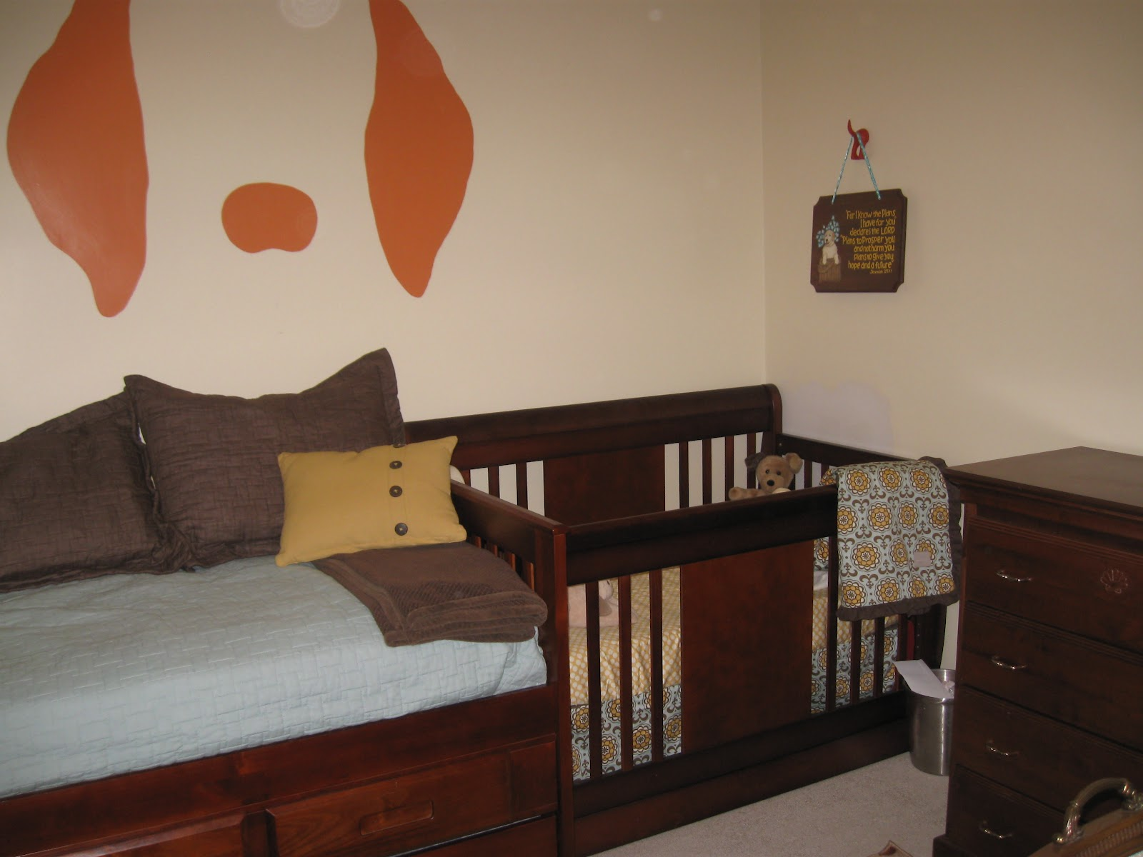 Baby Cribs That Turn Into Toddler Beds