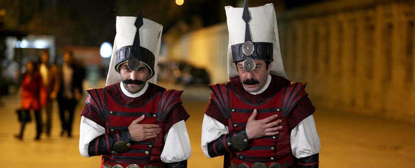 Osmanlı Tokadı Dizi TRT