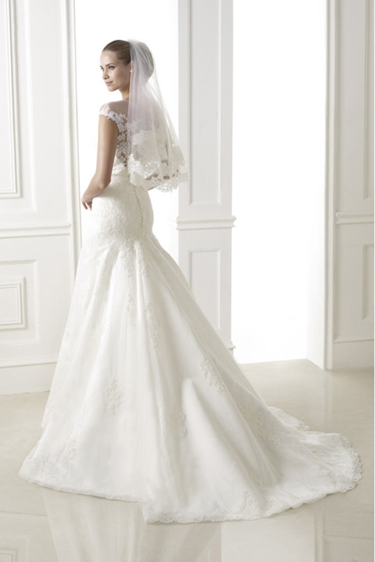 Wedding Dresses 2015 Lace, Cheap Mermaid Dresses, Trumpet Wedding Dresses 2015, 2015 Informal Wedding Gowns, Sexy Mermaid Wedding Dresses, Lace Mermaid Wedding Dresses 2015, Fit and Flare Bridal Gowns, Davids Bridal Wedding Dresses 2015