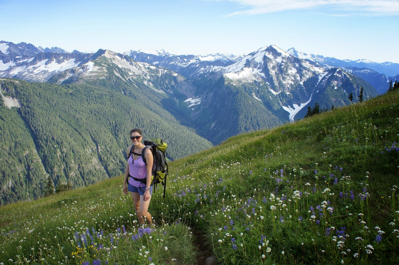 A Mountain Top High: How to: Get your girlfriend to go camping