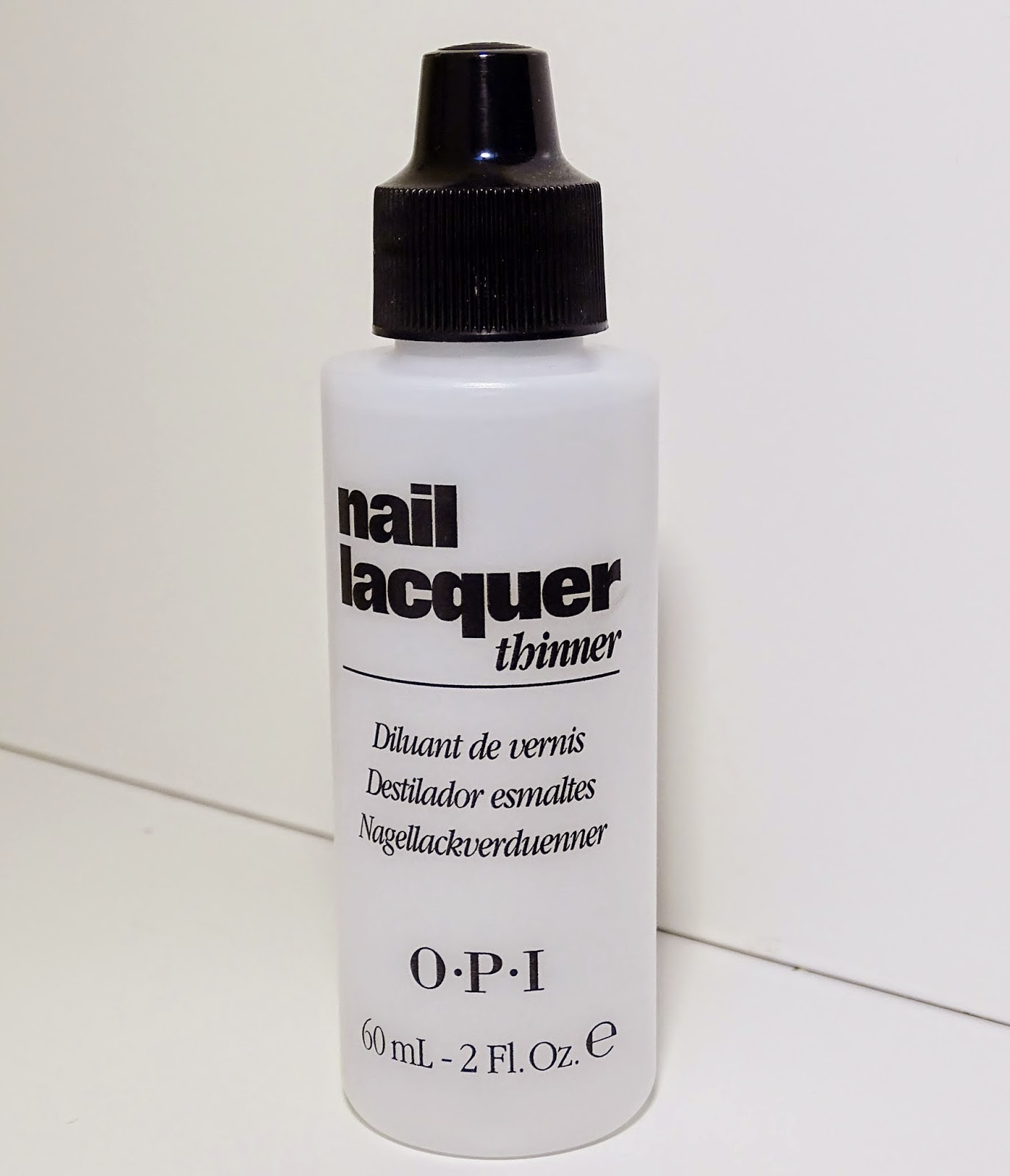 So Polished Ireland: O.P.I Nail Lacquer Thinner Review