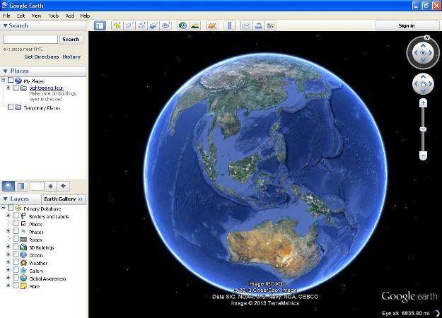Google Earth For Learning Media