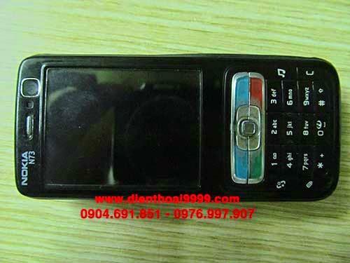 Cần bán điện thoại Nokia N73 3G cũ giá rẻ, điện thoại nokia n73 3g cũ mọi tính năng hoạt động tốt, 3g lên mạng nhanh, chụp ảnh đẹp, máy nguyên bản, không lỗi lầm, 3G, camera nét, java, bluetooth,....Chạy hệ điều hành symbian cài đặt nhiều phần mềm ứng dụng lên mạng chat chit facebook zalo chơi game online tốt .... Máy có 3G, ống kính Tessar của Carl Zeiss 3.2Mp, chụp ảnh cực đẹp, tự động lấy nét, có camera trước VGA để tự sướng, có 2 loa để nghe nhạc luôn, nghe to mà k rè.  Giá: 550.000 (máy, pin, sạc) Liên hệ: 0904.691.851 - 0976.997.907 Giao hàng miễn phí nội thành Hà Nội