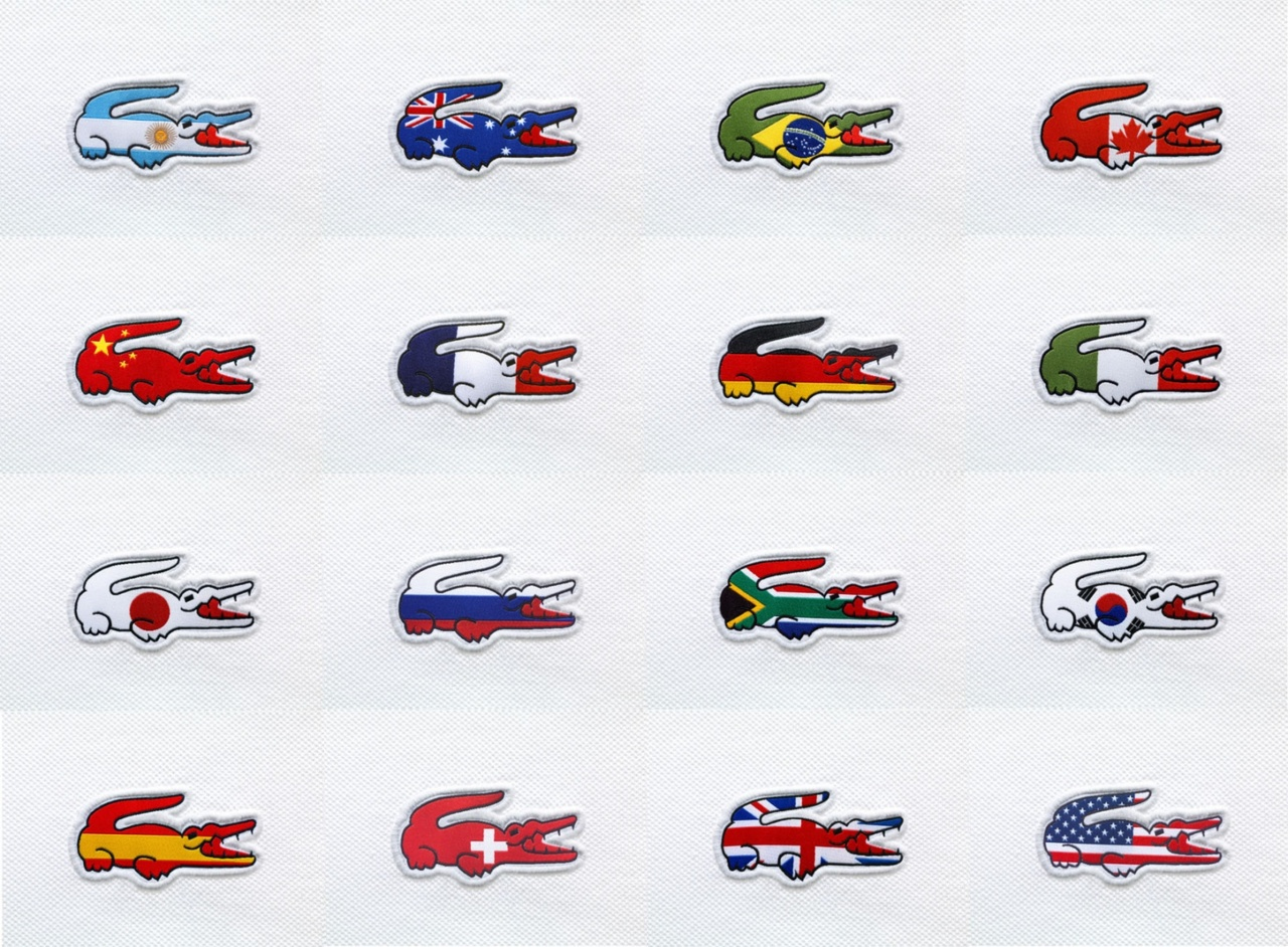 Lacoste for London 2012 Olympic Games