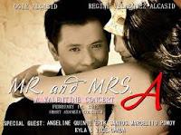 Mr and Mrs A Concert (Regine and Ogie Concert) 03-03-12 Ogi