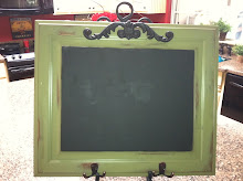 Green Chalkboard-SOLD