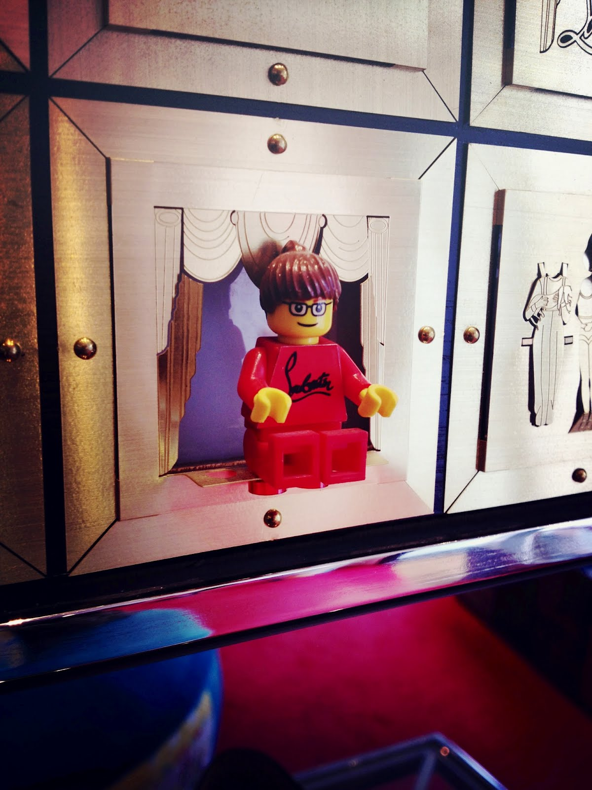 Christian Louboutin Copenhagen Lego 00o00 London Menswear Blog