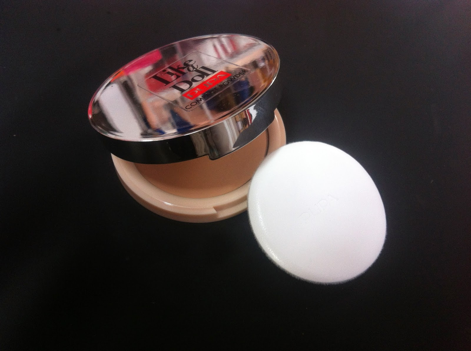 pupa like a doll compact powder