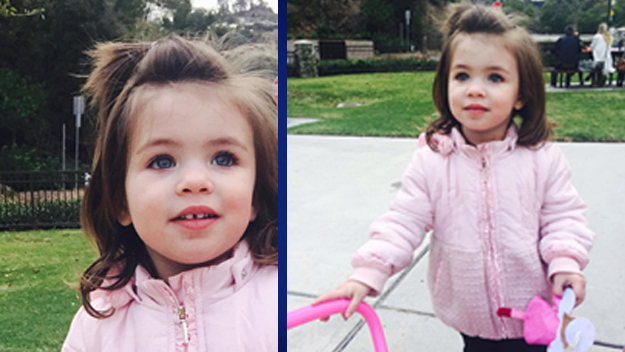 toddler Lucia Perry parental abduction alert