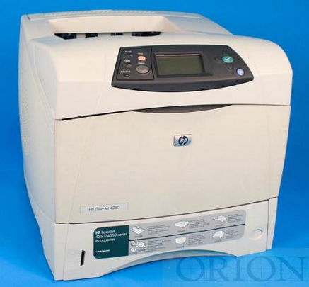 HP Laserjet 4250 Error Codes