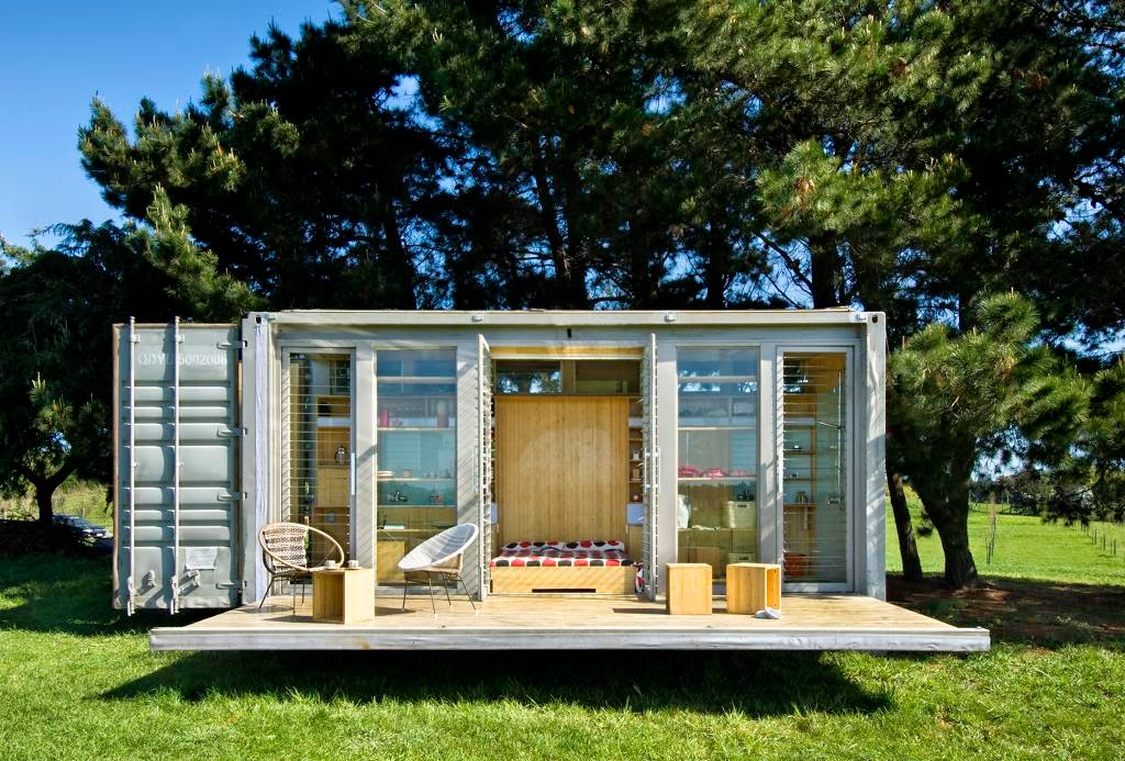 Turn a 2000 shipping container into an epic off grid home - Shipping container home prices ...