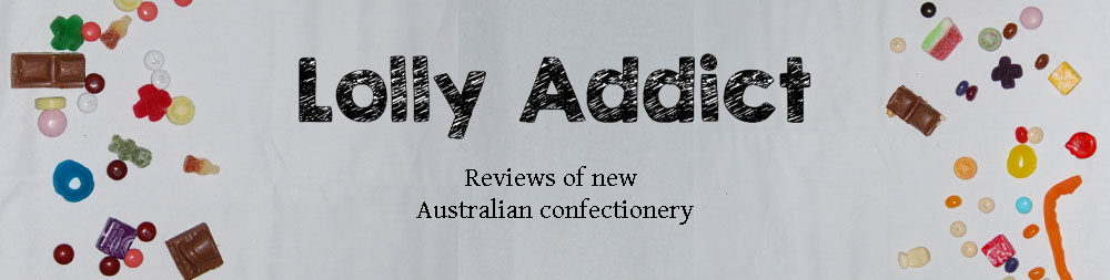 Lolly Addict - Australian Confectionery Reviews