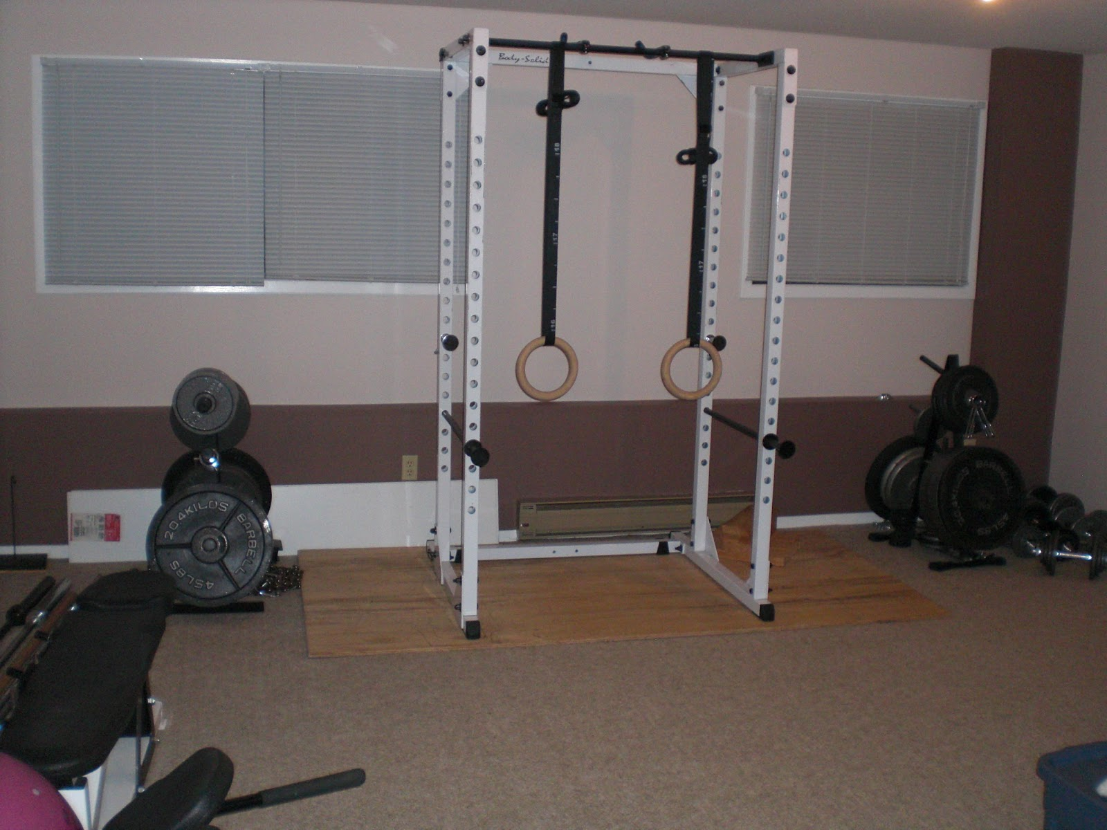 Andrew heming s a case for home gym training