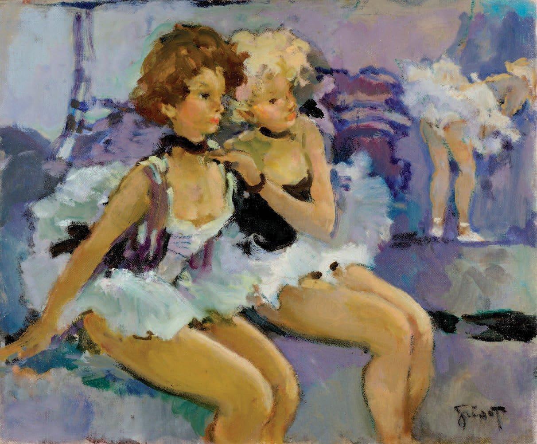 Pierre Grisot Dancers
