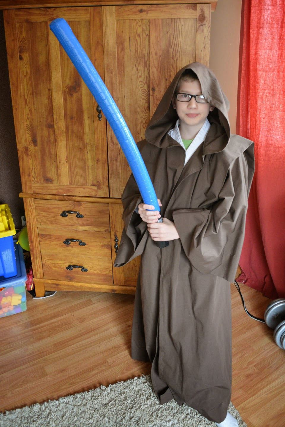 Star Wars Jedi robe