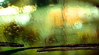 #4 Rain Wallpaper