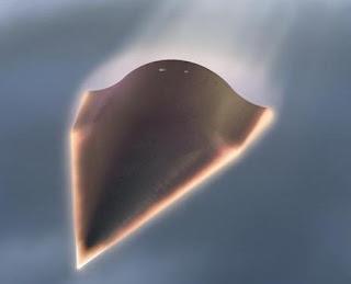 darpa hypersonic plane crashes nine minutes into flight