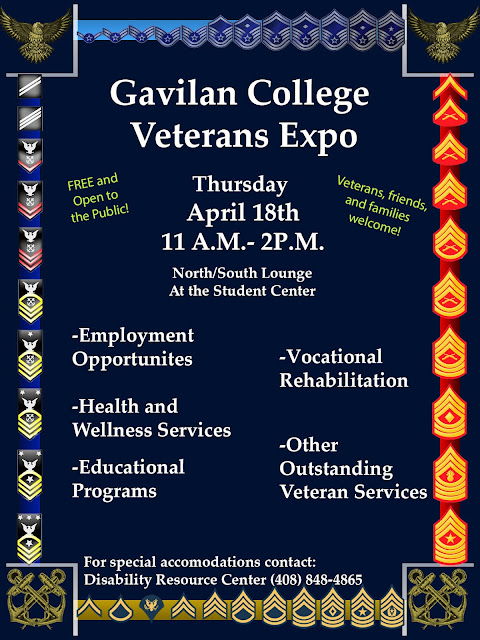 Veterans Expo flyer