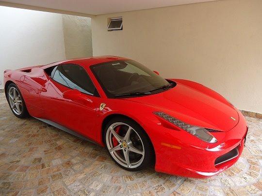 FERRARI 458 ITALIA 4.5 V8 32V SPIDER 2012   R$ 1.095.000,00