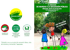 IV ENCUENTRO LA  EDUCACION QUE QUEREMOS: 8, 9 y 10 Julio 2016, Albacete